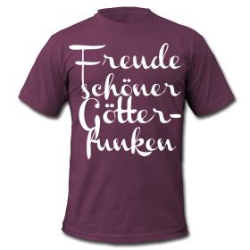 Freude-schöner-Götterfunken Shirt for Men