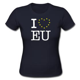 I Europe Heart EU